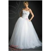 """Коллекция """"CLASSIC"""" свадебное платье Вероника фото"""