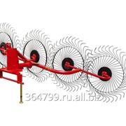Грабли ворошилки 4-5 колесные фото