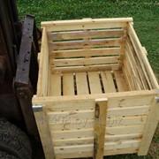 Ящик для яблок фото