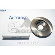 Диск переднего тормоза Arirang, кросс_номер 517123D100 фото