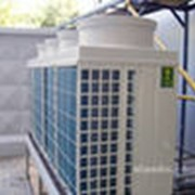 Услуги по предоставлению бытовых и промышленных вентиляцией фото