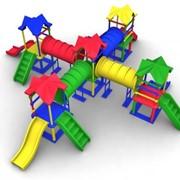 Качели, детские уличные комплексы, Игровые комплексы фото