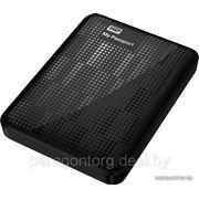 Внешний жесткий диск Western Digital (USB 3.0) WD My Passport 1TB Black (WDBEMM0010BBK) фото