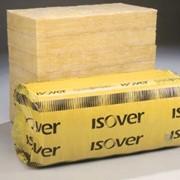 Тепло- и звукоизоляция стекловатная ISOVER KL 34 (плиты) фото