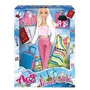 ToysLab (Ася) Кукла Ася Путешественница вариант 1 (35076) фото