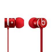 UrBeats Beats by Dr. Dre наушники внутриканальные проводные, Hi-Fi, Mic., без креплений, Красный фото