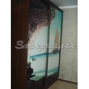 Двери для шкафов купе с тематикой моря фото