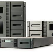 Ленточные библиотеки HP StoreEver MSL фото
