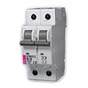 Автоматические выключатели ETIMAT 6, 6A, 2 p фото
