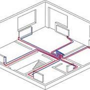 Проектирование внутренних систем отопления, включая электрическое фото