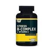 Минералы, спортивное питание, Stress B-Complex, 120 капсул, фото