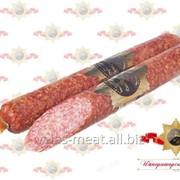 Колбаса От дедушки сыровяленая салями первого сорта фото