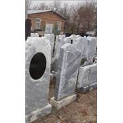 Изготовление памятника из гранита или мрамора фото
