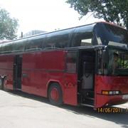 """Комфортабельные автобусы с кондиционером от 2000 г.в., марки- """"Неоплан"""", """"Мерседес"""", """"Скания"""", """"Сетра"""" фото"""