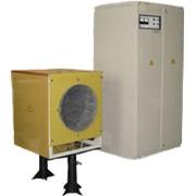 Индукционные установки нагрева труб и прутков ИНТ фото