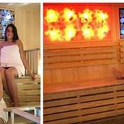 Соляные панели для саун фото
