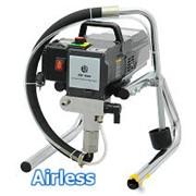 Покрасочный агрегат Airless 6640i безвоздушного распыления фото