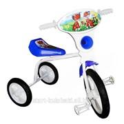 Детский Велосипед Малыш 01П голубой фото