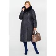 Пальто женское, утепленное фото