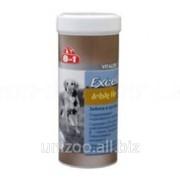 Кормовая добавка для собак с глюкозамином порошок 8in1 Excel Mobile Flex Plus, 150 гр фото