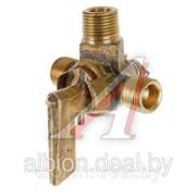 Кран КАМАЗ переключения топливного бака (ОАО КАМАЗ) 5410-1104160 фото