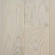 Паркетная доска Tarkett Tango Дуб Американский Антик Белый однополосная фото
