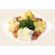 Доставка холодных закусок - Сырное ассорти (г) фото