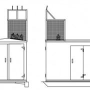 Передвижная комплектная трансформаторная подстанция ПКТП 25-630 кВА 10(6)/0,4 кВ фото
