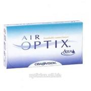 Контактные линзы AIR OPTIX AQUA