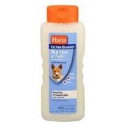 Шампунь от блох и клещей с овсяным маслом и ванилью 532 мл Hartz фото