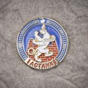Значок Астана фото