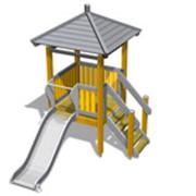 Оборудование детских игровых площадок фото