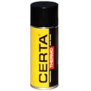 Термостойкая краска CERTA фото