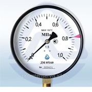 Манометр ДМ 05160 М клас точности1,5 фото