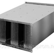 Шумоглушитель прямоугольный пластинчатый ГП 3-1 фото