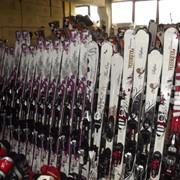 Прокат лыж фото