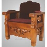 Кресло-трон №9-2 фото