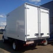 Изотермический фургон ГАЗ 3302 фото