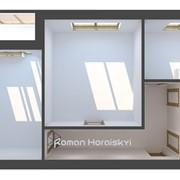 Двухкомнатная квартира 61,3 м2, в жилом комплексе Ягода (Киево-Святошинский р-н, Гостомель) , площадь помещений: кв. м общая 61,3 м2кв. м жилая 33,2 м2кв. м кухня 8,7 м2этаж / этажность 1-4 фото