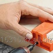 Шаблон для мебельной фурнитуры фото