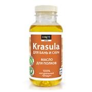 Защитный состав для бань и саун «Krasula масло для фото