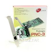 Сетевой адаптер ProLogix PNC-3 10/100/1000Mbit PCI, код 6255 фото