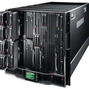 Серверы HP Blade Systems фото