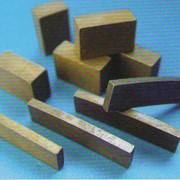 Алмазные сегменты для напаивания на диски камнерезальных пил. фото