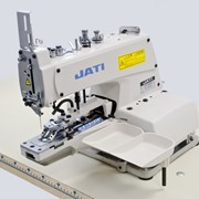 Швейная машина пуговичный полуавтомат однониточного цепного стежка JATI JT-T373 фото