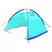 Палатка зимняя рыболовная Holiday ICE 1 150х150 голубая фото