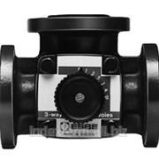 DANFOSS HFE3 Ру6 клапаны поворотные 3-ходовые фланцевые, Ду 20-150 мм. фото