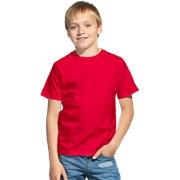 Детская футболка StanClass 06U Красный 10 лет фото