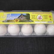Яйца куриные, перепелиные фото