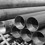 Обсадные трубы бурильные стальные фото